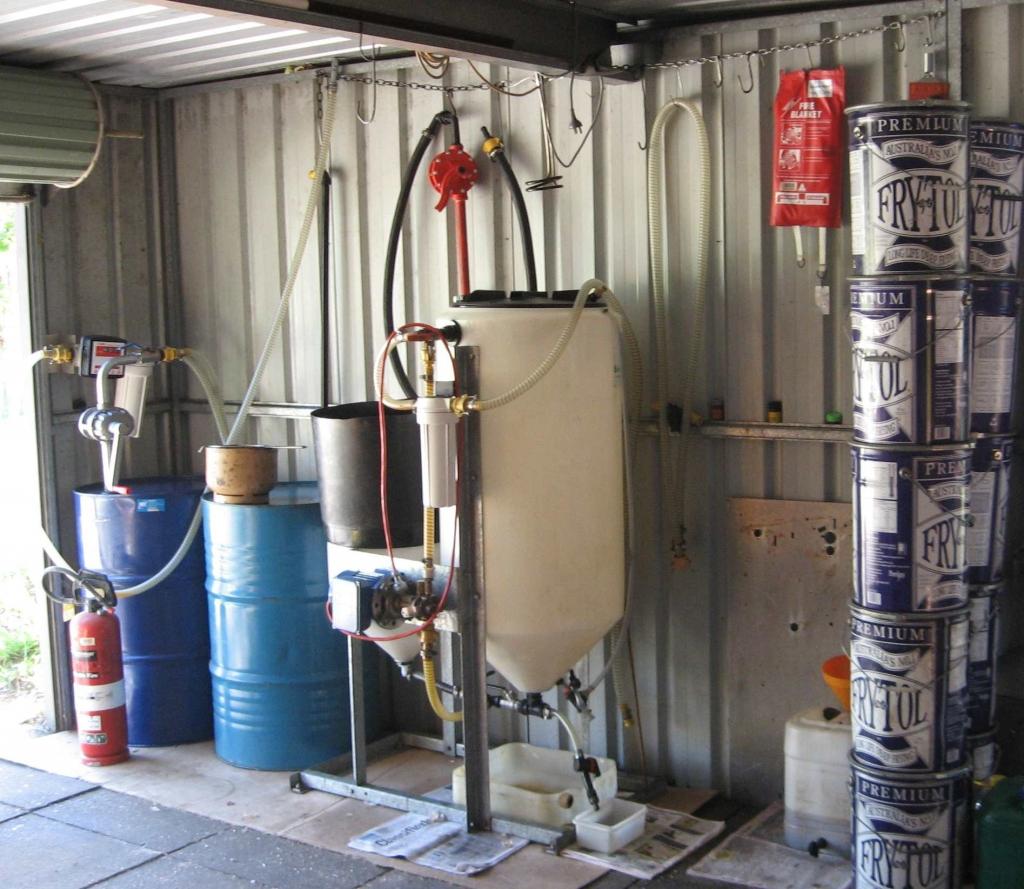 jonathon thwaites u0027 biodiesel factory medical u0026 scientific services